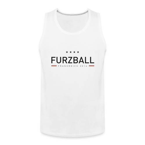 Furzball - Männer Premium Tank Top
