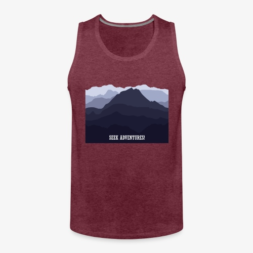 seekadventures - Men's Premium Tank Top