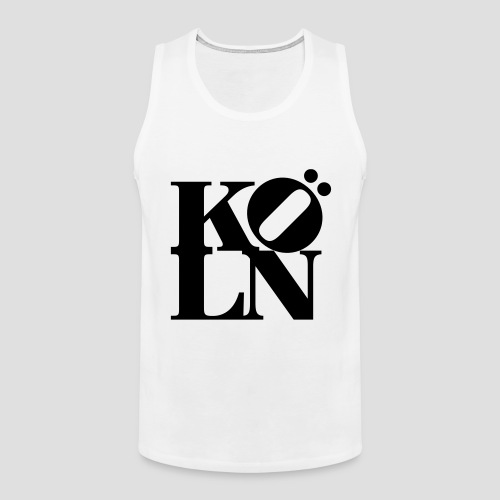 KOELN - Männer Premium Tank Top
