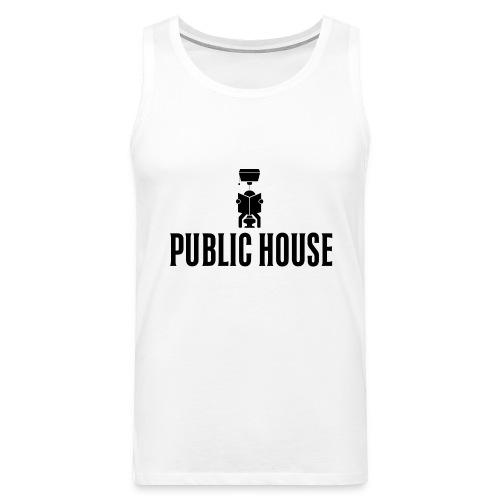 Official Women Shit by Public House - Men's Premium Tank Top