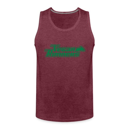Vegan Runners - Men's Premium Tank Top