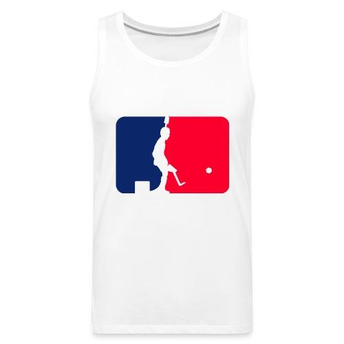 Major League Tipp-Kick Shirt - Männer Premium Tank Top