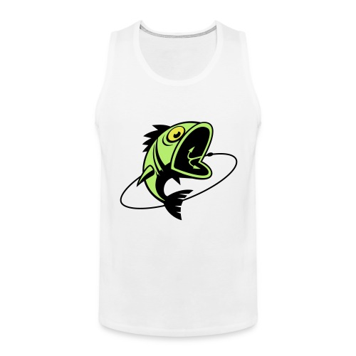 VL107B_BigFish_3c - Männer Premium Tank Top