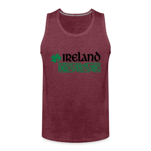 Ireland - Mannen Premium tank top