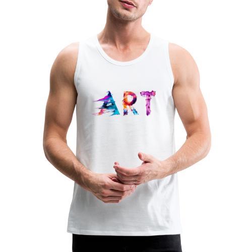 Art - Débardeur Premium Homme