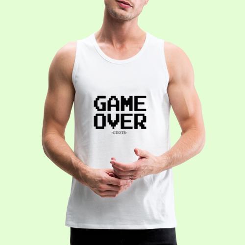 Game Over - Männer Premium Tank Top