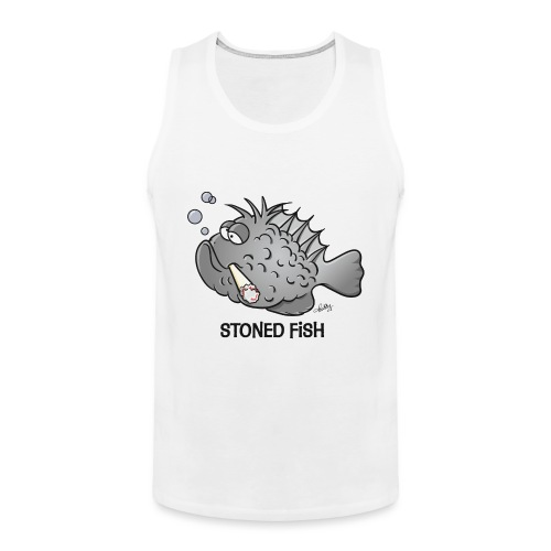stonedfish - Männer Premium Tank Top