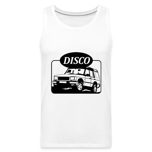 Landie Disco - Autonaut.com - Men's Premium Tank Top