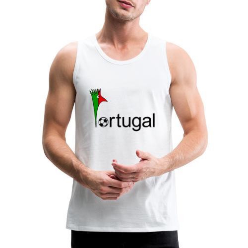Galoloco Portugal 1 - Débardeur Premium Homme