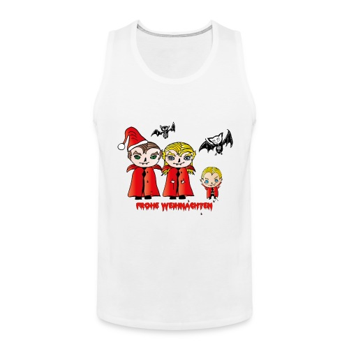 Frohe Weihnachten - Männer Premium Tank Top