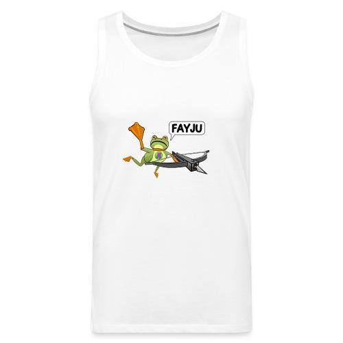 Amazing Frog Crossbow - Men's Premium Tank Top