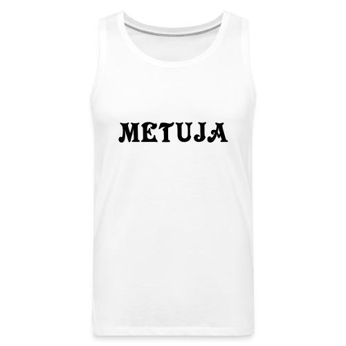 logospreadshirtmetuja - Miesten premium hihaton paita