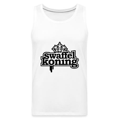SwaffelKoning - Mannen Premium tank top