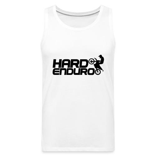 Hard Enduro Biker - Männer Premium Tank Top