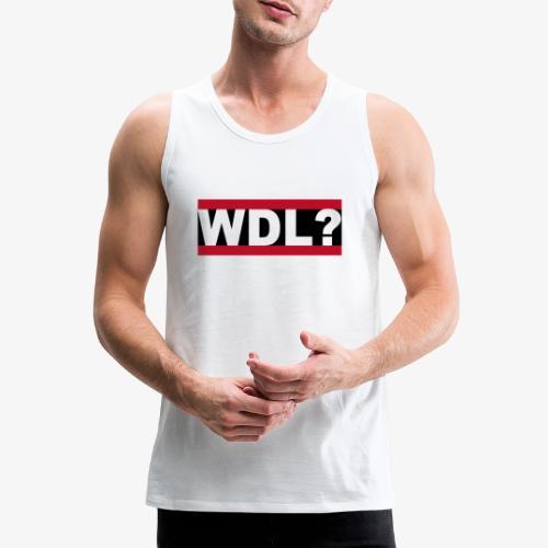 WDL-3 - Männer Premium Tank Top