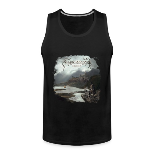 Tshirt Hreidd recto png - Men's Premium Tank Top