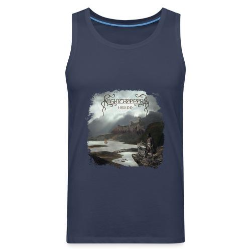 Tshirt Hreidd recto png - Men's Premium Tank Top