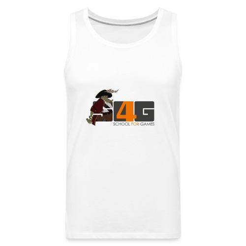 Tshirt 01 png - Männer Premium Tank Top