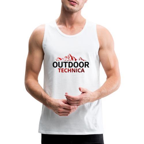 Outdoor Technica - Men's Premium Tank Top