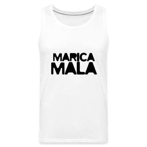 Marica Mala Negro - Tank top premium hombre