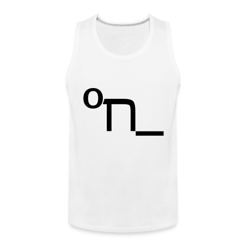 DRUNK - Men's Premium Tank Top