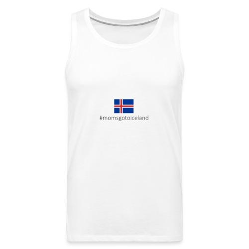 Iceland - Men's Premium Tank Top