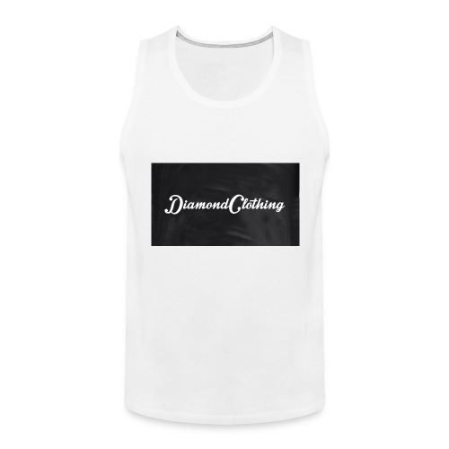 Diamond Clothing Original - Men's Premium Tank Top