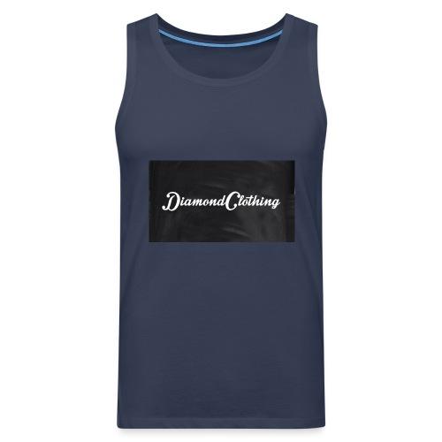 Diamond Clothing Original - Men's Premium Tank Top