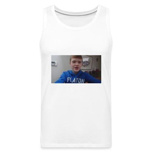roel t-shirt - Mannen Premium tank top