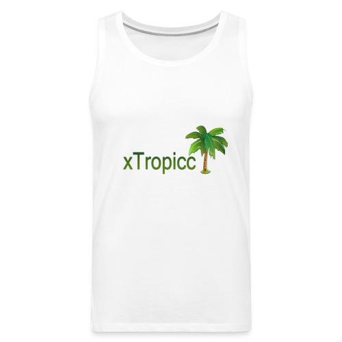 tropicc - Débardeur Premium Homme