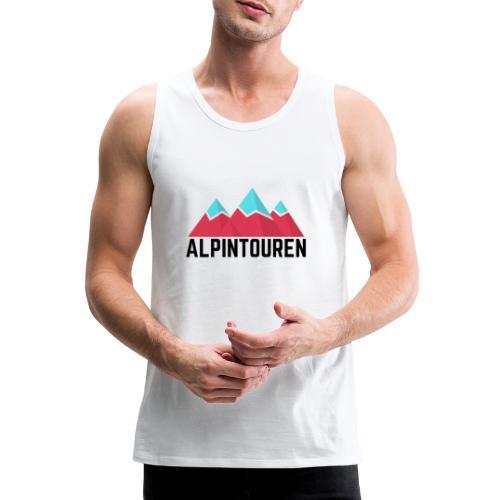 Alpintouren - Männer Premium Tank Top