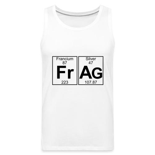 Fr-Ag (frag) - Full - Men's Premium Tank Top