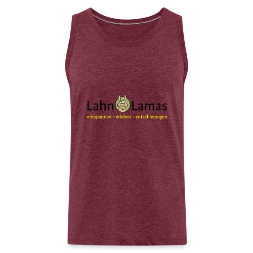 Lahn Lamas - Männer Premium Tank Top