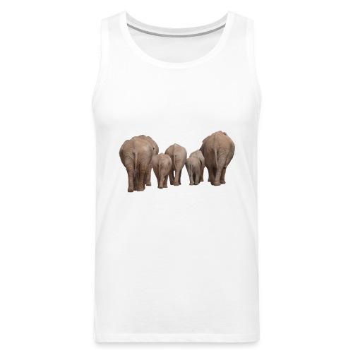 elephant 1049840 - Canotta premium da uomo