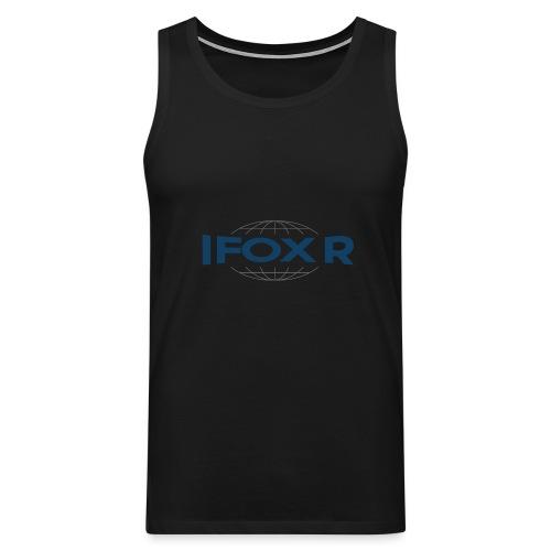 IFOX MUGG - Premiumtanktopp herr