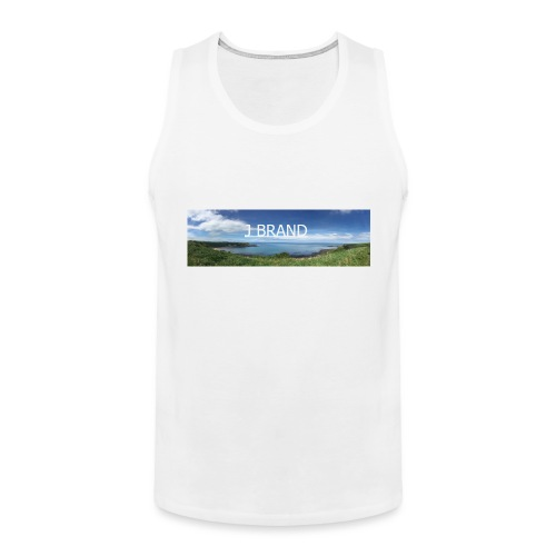 J BRAND Clothing - Men's Premium Tank Top