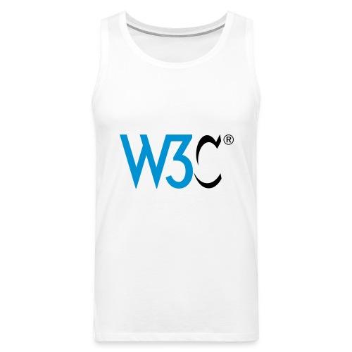 w3c - Men's Premium Tank Top