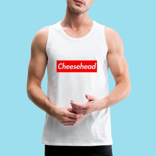 CHEESEHEAD Supmeme - Männer Premium Tank Top