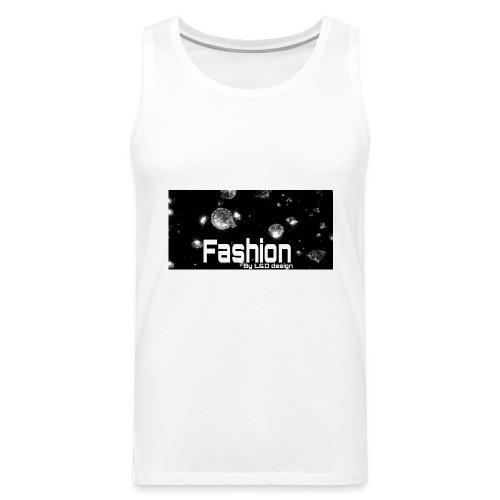 diamond Fashion - Mannen Premium tank top