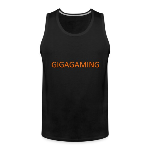 GIGAGAMING - Herre Premium tanktop