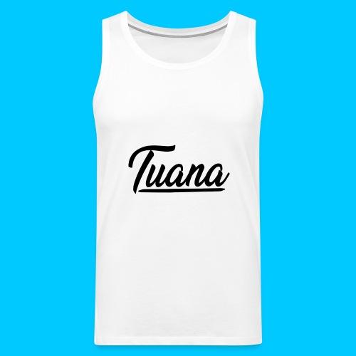 Tuana - Mannen Premium tank top
