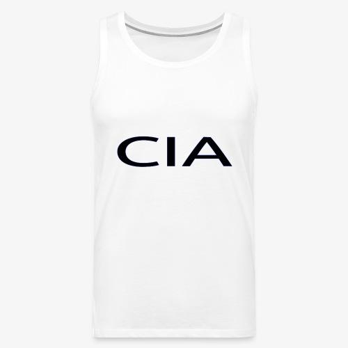 CIA - Men's Premium Tank Top