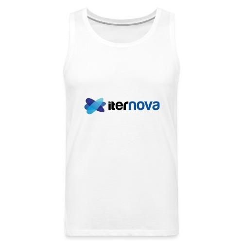 ITERNOVA - Tank top premium hombre