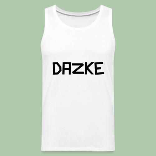 dazke_bunt - Männer Premium Tank Top