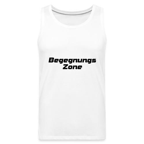Begegnungszone - Männer Premium Tank Top