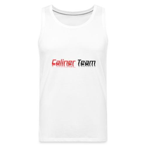 Caliner Team Tazza - Canotta premium da uomo