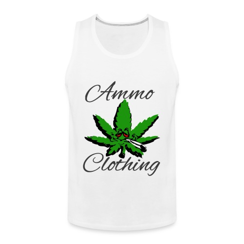 Mr Stoner Summer Wear - Men's Premium Tank Top