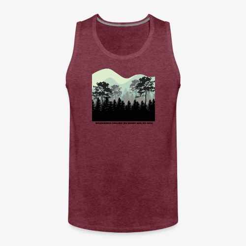 wearenature2 - Men's Premium Tank Top