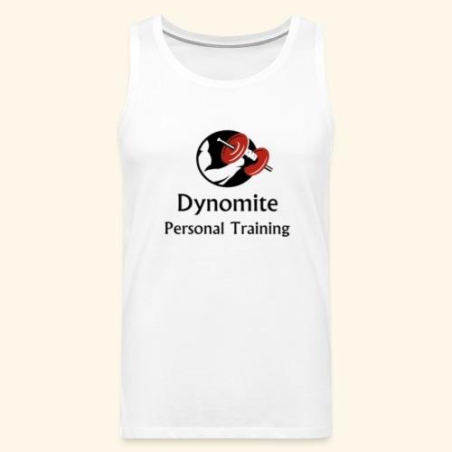 Dynomite Personal Training - Men's Premium Tank Top