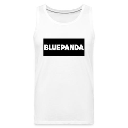 BLUE PANDA - Men's Premium Tank Top